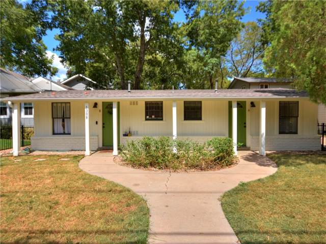 1308 W 39 1/2 St, Austin, TX 78756 (#9717694) :: Ana Luxury Homes