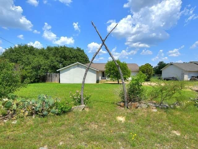 1303 Socorro Dr, Austin, TX 78734 (#9718336) :: Front Real Estate Co.