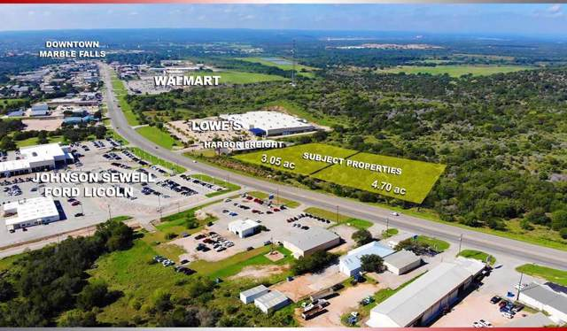 3350 N Us 281 Hwy, Marble Falls, TX 78654 (#9722005) :: The Perry Henderson Group at Berkshire Hathaway Texas Realty