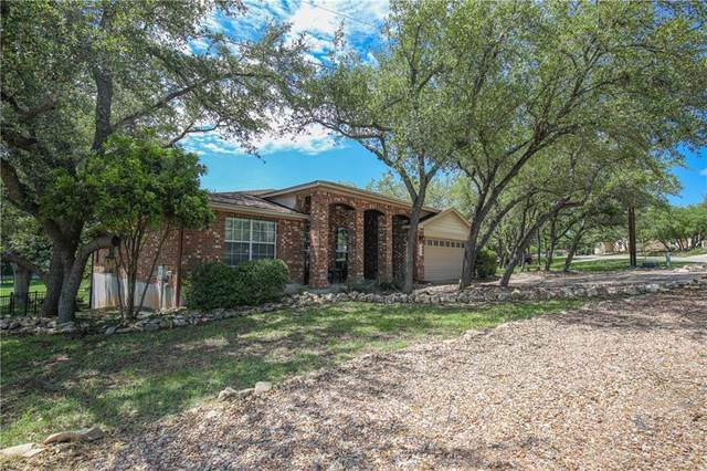 21431 Lakefront Dr, Lago Vista, TX 78645 (#9722231) :: Papasan Real Estate Team @ Keller Williams Realty