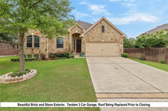 3044 Agave Loop, Round Rock, TX 78681 (#9722381) :: Papasan Real Estate Team @ Keller Williams Realty