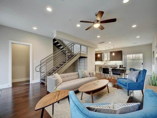 2002 Glen Allen St #201, Austin, TX 78704 (#9722512) :: Papasan Real Estate Team @ Keller Williams Realty