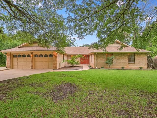 9801 Queensland Dr, Austin, TX 78729 (#9723360) :: Papasan Real Estate Team @ Keller Williams Realty