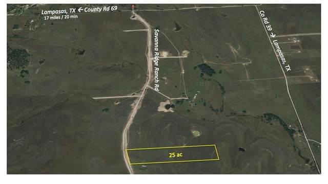 Tract 28 County Road 2800, Lometa, TX 76853 (#9724141) :: First Texas Brokerage Company