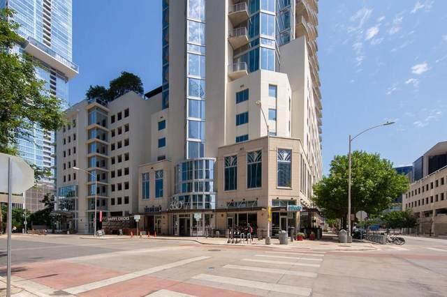 360 Nueces St #2801, Austin, TX 78701 (#9725676) :: R3 Marketing Group