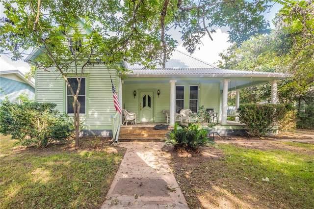 705 Hudgins St, Smithville, TX 78957 (#9728891) :: Sunburst Realty