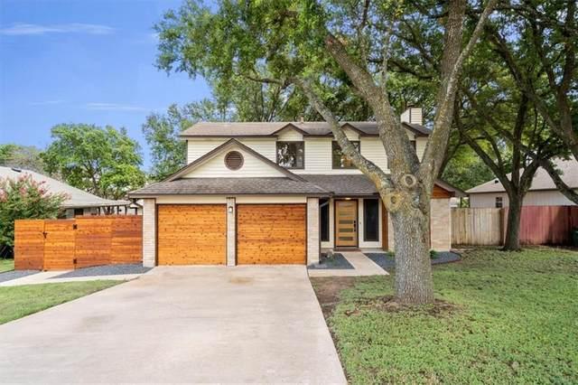 11609 Hidden Quail Dr, Austin, TX 78758 (#9729278) :: Papasan Real Estate Team @ Keller Williams Realty
