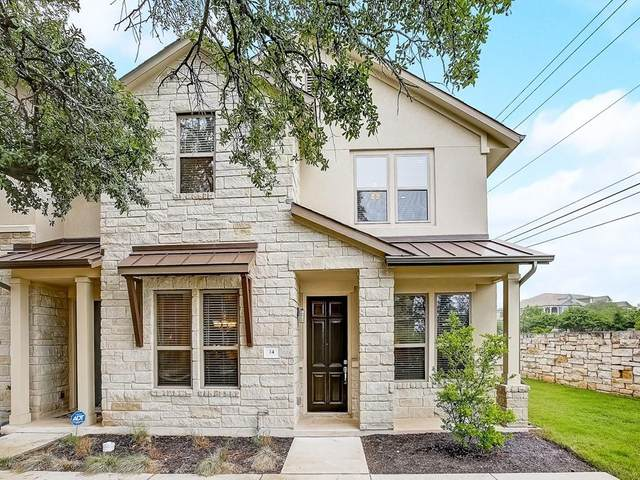 13800 Lyndhurst St #14, Austin, TX 78717 (#9731309) :: Realty Executives - Town & Country