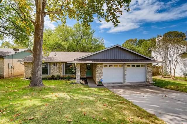 7303 Fred Morse Dr, Austin, TX 78723 (#9732643) :: Papasan Real Estate Team @ Keller Williams Realty