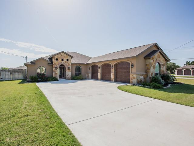 100 Spring Meadow Cv, Georgetown, TX 78633 (#9733483) :: Watters International