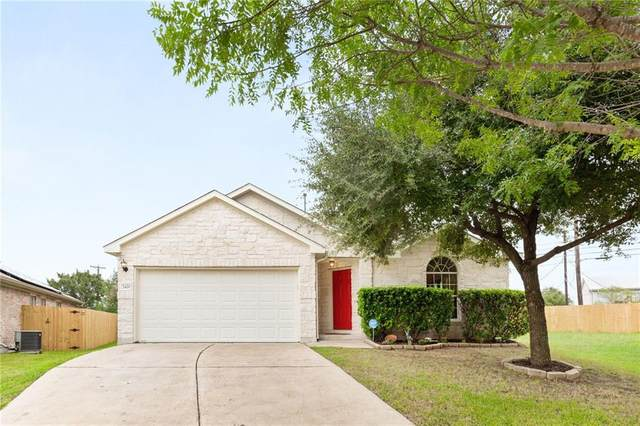 2420 Rachel Ct, Round Rock, TX 78664 (#9733777) :: Lancashire Group at Keller Williams Realty