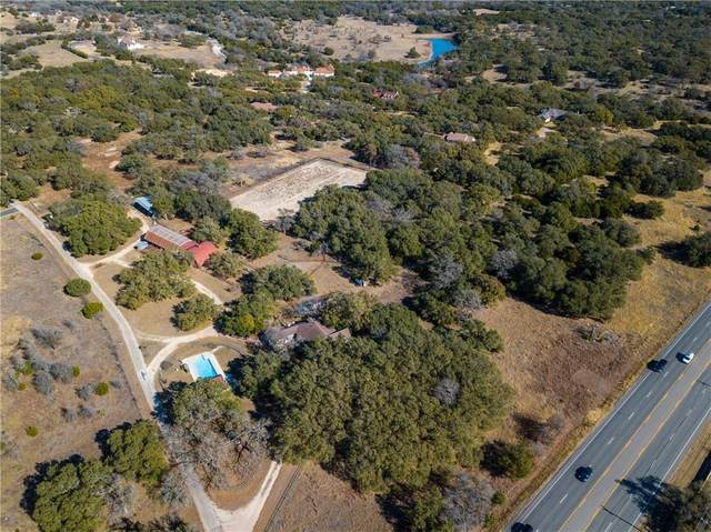 4300 W State Highway 29, Georgetown, TX 78628 (#9735261) :: Realty Executives - Town & Country