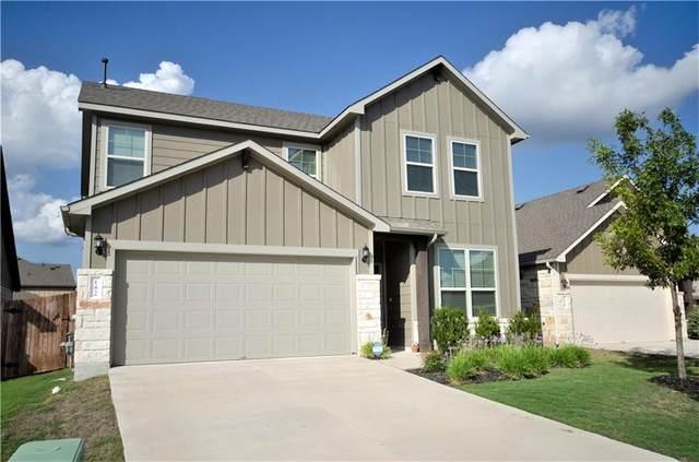 182 Carlina Loop, Liberty Hill, TX 78642 (#9737144) :: First Texas Brokerage Company
