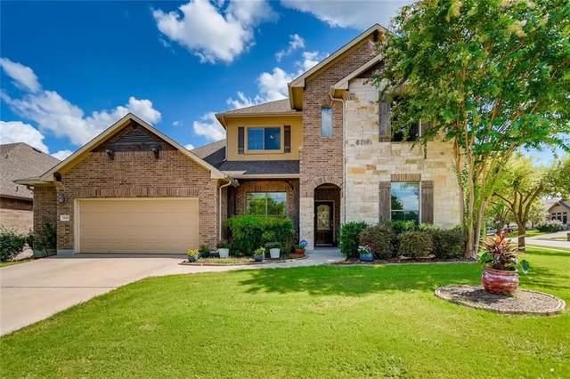 2948 Saint Federico Way, Round Rock, TX 78665 (#9739287) :: Papasan Real Estate Team @ Keller Williams Realty