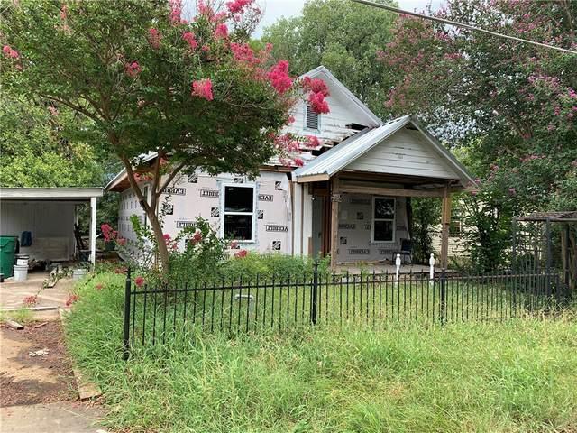 1811 Pecan St, Bastrop, TX 78602 (#9739848) :: The Heyl Group at Keller Williams