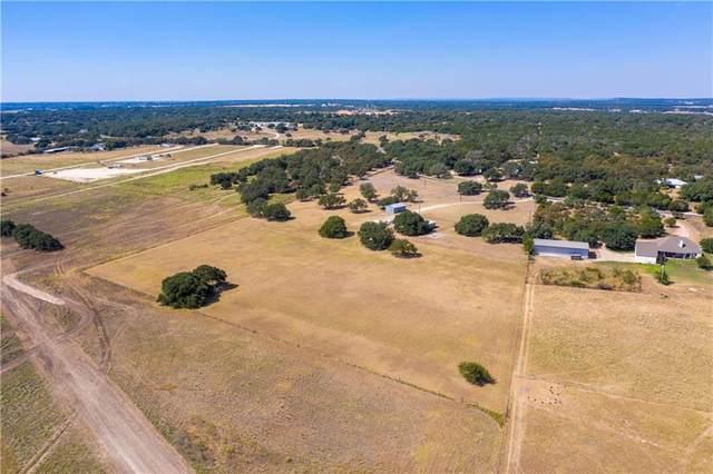 2901 County Road 233, Florence, TX 76527 (#9742252) :: Papasan Real Estate Team @ Keller Williams Realty