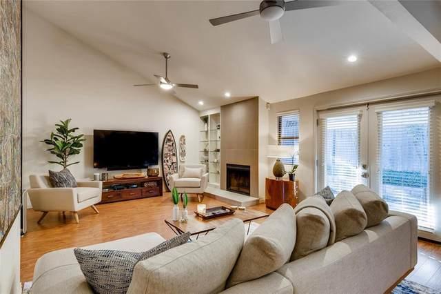 2001 Parker Ln #128, Austin, TX 78741 (#9752158) :: Ben Kinney Real Estate Team