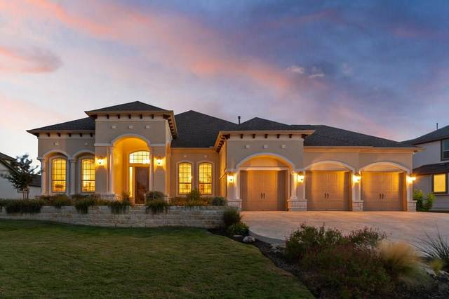 1821 Gilded Crest Dr, Leander, TX 78641 (#9757744) :: The Summers Group