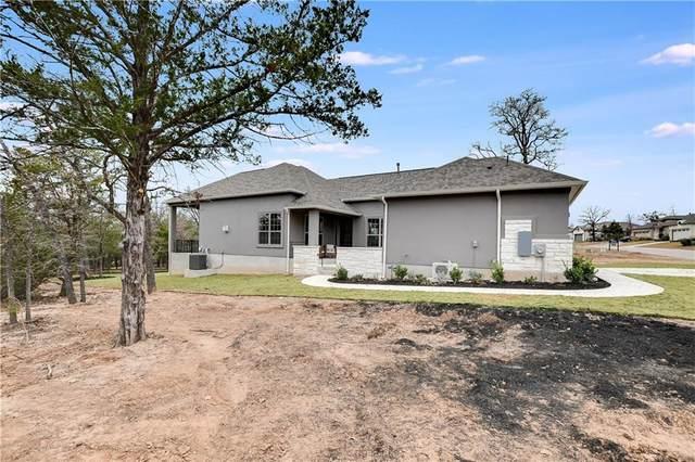 124 Loysoya St, Bastrop, TX 78602 (#9760414) :: Ben Kinney Real Estate Team