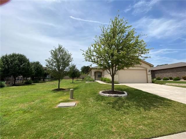 836 Salado Creek Ln, Georgetown, TX 78633 (#9760604) :: Papasan Real Estate Team @ Keller Williams Realty