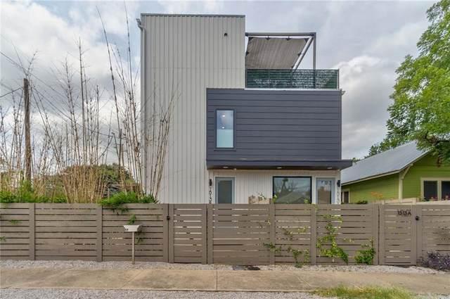 1513 E 2nd St B, Austin, TX 78702 (#9762111) :: Papasan Real Estate Team @ Keller Williams Realty