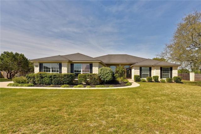 213 Polo Pony, Liberty Hill, TX 78642 (#9763324) :: Papasan Real Estate Team @ Keller Williams Realty