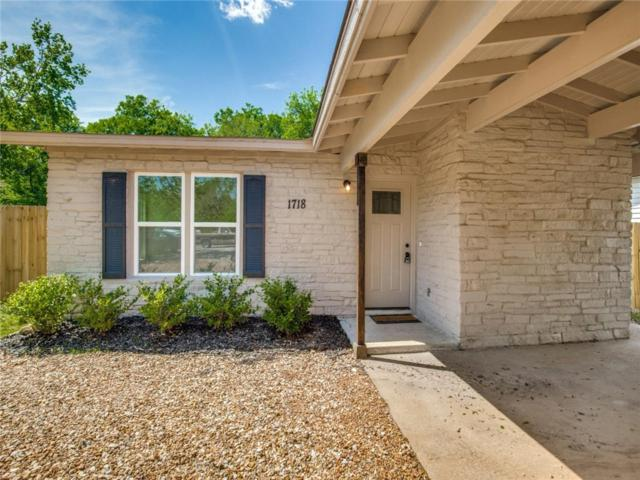 1718 Hillcrest Ln, Austin, TX 78721 (#9763996) :: Ana Luxury Homes
