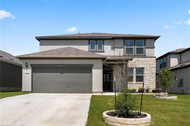 236 Magna Ln, Liberty Hill, TX 78642 (#9764954) :: Papasan Real Estate Team @ Keller Williams Realty