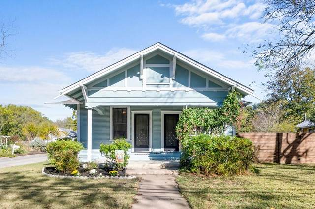 1120 Howard St, Taylor, TX 76574 (#9765158) :: The Summers Group