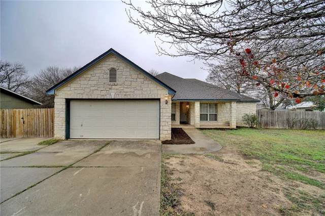 806 Christopher Ave, Round Rock, TX 78681 (#9766844) :: R3 Marketing Group