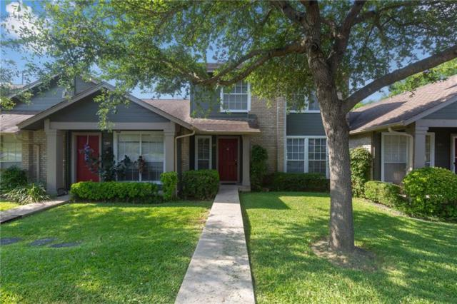 1015 E Yager Ln #129, Austin, TX 78753 (#9767873) :: The Heyl Group at Keller Williams