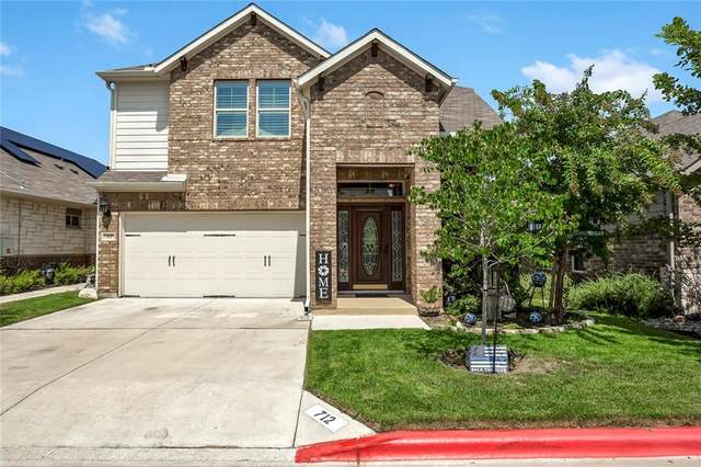 3451 Mayfield Ranch Blvd #712, Round Rock, TX 78681 (#9768011) :: The Heyl Group at Keller Williams