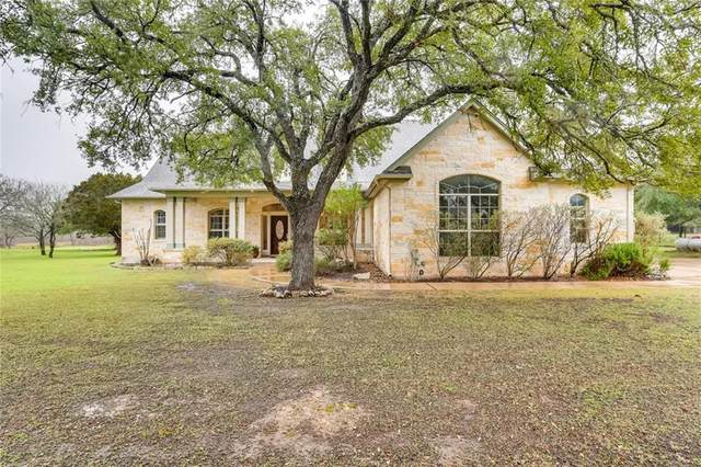 831 W Bartlett Dr, Buda, TX 78610 (#9769604) :: The Gregory Group
