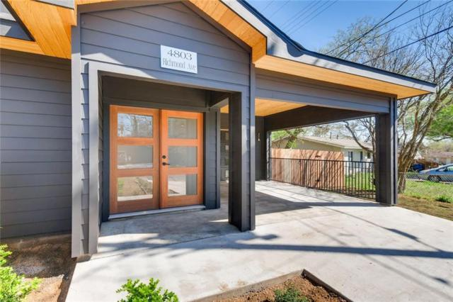 4803 Richmond Ave, Austin, TX 78745 (#9770005) :: Papasan Real Estate Team @ Keller Williams Realty