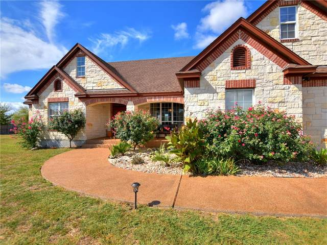 108 Stallion Way, Liberty Hill, TX 78642 (#9770502) :: Lauren McCoy with David Brodsky Properties
