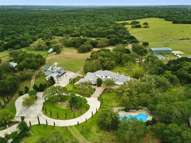 690 Autumn Ln, Dripping Springs, TX 78620 (MLS #9770545) :: Brautigan Realty