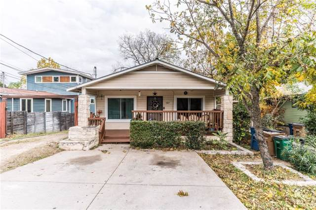 1129 Poquito St, Austin, TX 78702 (#9771241) :: The Summers Group