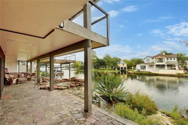 105 Harbor Lgt, Horseshoe Bay, TX 78657 (#9771333) :: Papasan Real Estate Team @ Keller Williams Realty