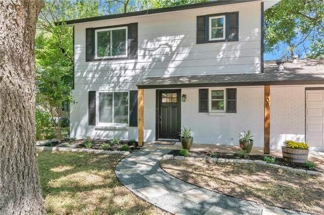 908 Hermitage Dr, Austin, TX 78753 (#9771431) :: Papasan Real Estate Team @ Keller Williams Realty