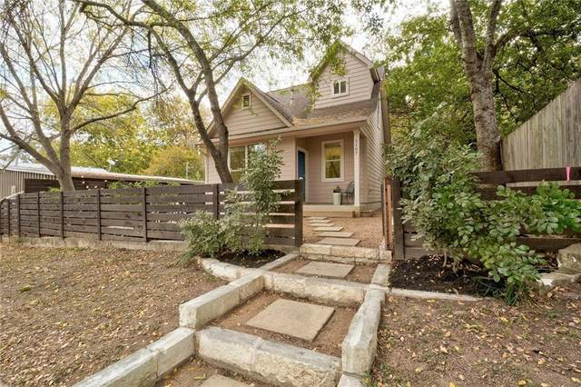 1107 Jewell St B, Austin, TX 78704 (#9771447) :: The Perry Henderson Group at Berkshire Hathaway Texas Realty