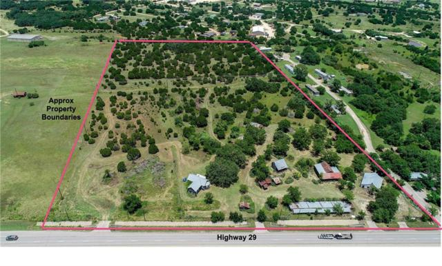 15850 W State Highway 29, Liberty Hill, TX 78642 (MLS #9772246) :: Bray Real Estate Group