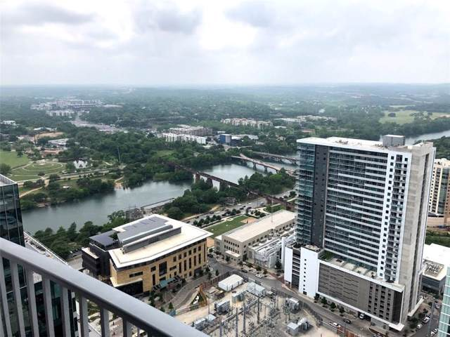 360 Nueces St #4108, Austin, TX 78701 (MLS #9774104) :: Brautigan Realty