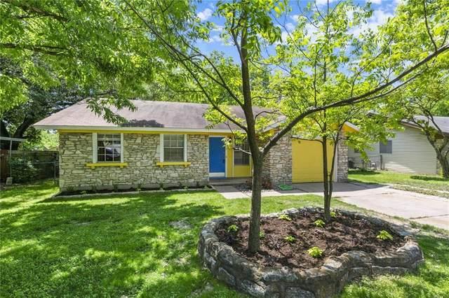 203 E Longspur Blvd, Austin, TX 78753 (#9775485) :: Ben Kinney Real Estate Team
