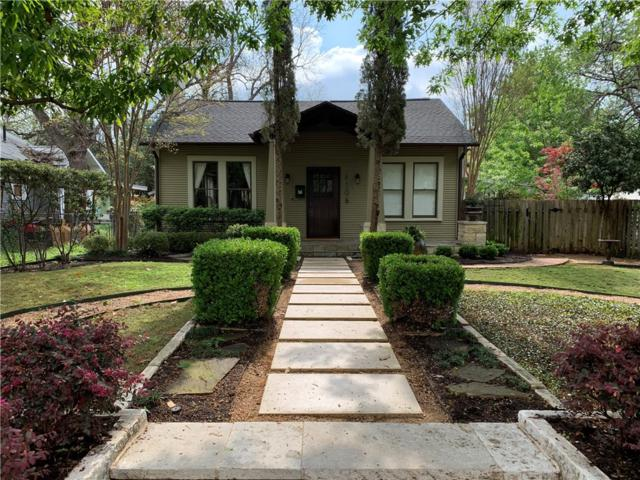 4105 Avenue B B, Austin, TX 78751 (#9777050) :: The Perry Henderson Group at Berkshire Hathaway Texas Realty
