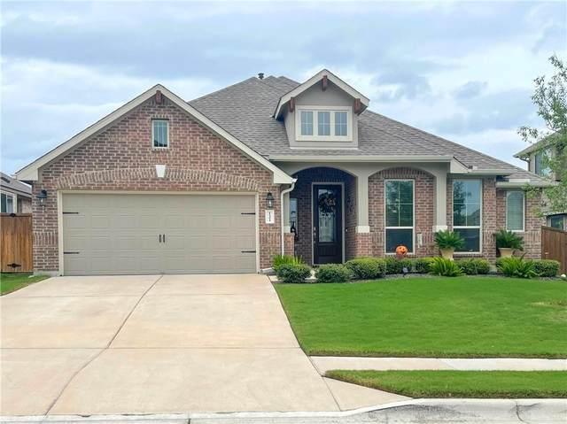 121 Compass Ln, Kyle, TX 78640 (#9777241) :: Papasan Real Estate Team @ Keller Williams Realty