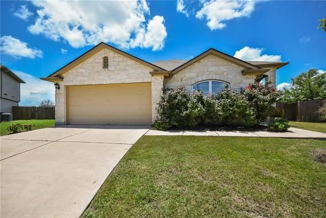 112 Esparza Ct, Hutto, TX 78634 (#9777770) :: Papasan Real Estate Team @ Keller Williams Realty