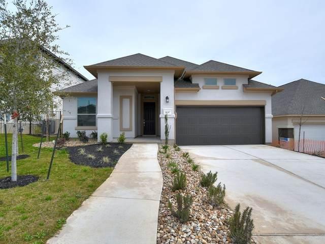 505 Saturnia Cv, Georgetown, TX 78628 (#9778660) :: Ben Kinney Real Estate Team