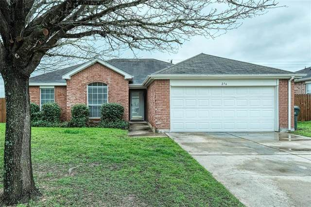 276 Jerry Lees Trl, Kyle, TX 78640 (#9778953) :: The Heyl Group at Keller Williams