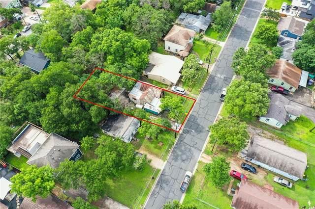 1405 Perez St, Austin, TX 78721 (#9782151) :: Papasan Real Estate Team @ Keller Williams Realty
