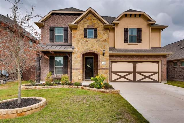 663 Oyster Crk, Buda, TX 78610 (#9782795) :: The Heyl Group at Keller Williams